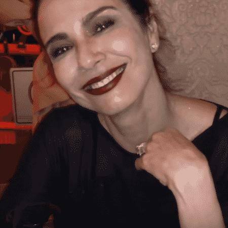 Luciana Gimenez - Reprodução/Youtube