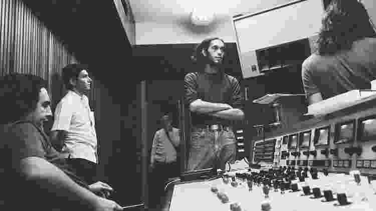Depois do fracasso do álbum, Verocai se dedicou à gravação de jingles - Arquivo pessoal - Arquivo pessoal