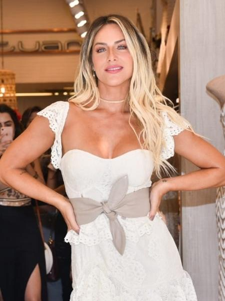 Giovanna Ewbank - Leo Franco/AgNews