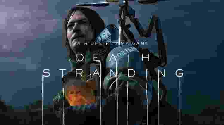 """""""Death Stranding"""" pode ganhar data de lançamento no TGA - Divulgação"""