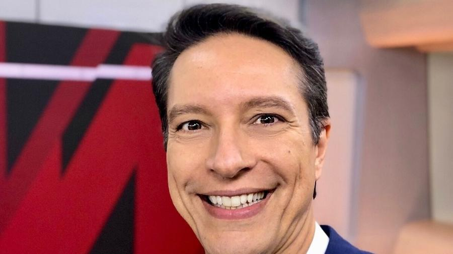 O canal MyNews é anunciado como próximo destino do jornalista Sérgio Aguiar  - Reprodução/Instagram/sergioaguiar07