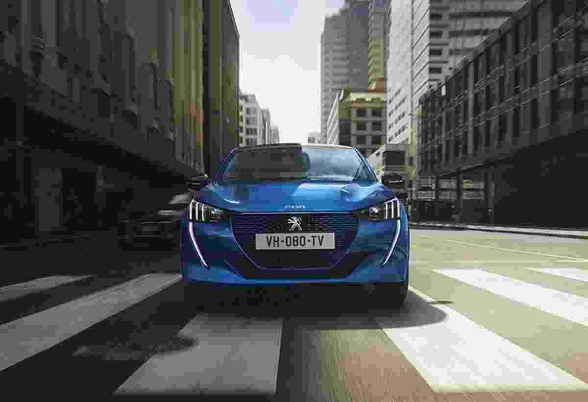 Peugeot 2008 - Reprodução