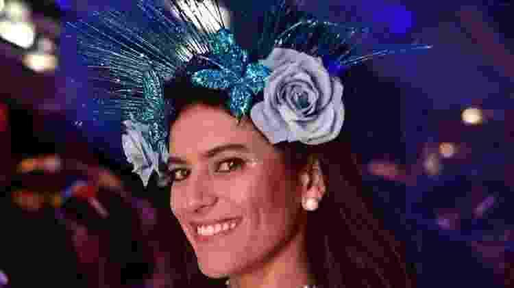 Letícia Germano, 35 anos, consultora de moda, é fã de Zé Neto e Cristiano - Nereu JR./UOL