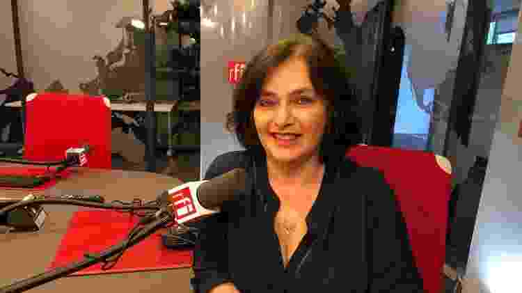 'Eu não abro mão de fazer o festival, de continuar, de resistir a esse governo, a esse desmonte do Brasil', diz Kátia Adler - Arquivo Pessoal - Arquivo Pessoal