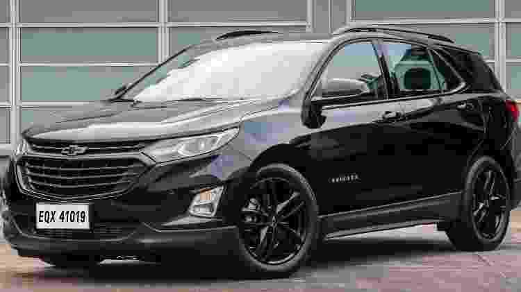 """Versão com visual """"todo preto"""" foi apresentada em 2018 como conceito no Salão do Automóvel - Divulgação"""
