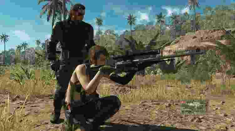 Metal Gear Solid V Review 6 - Divulgação - Divulgação