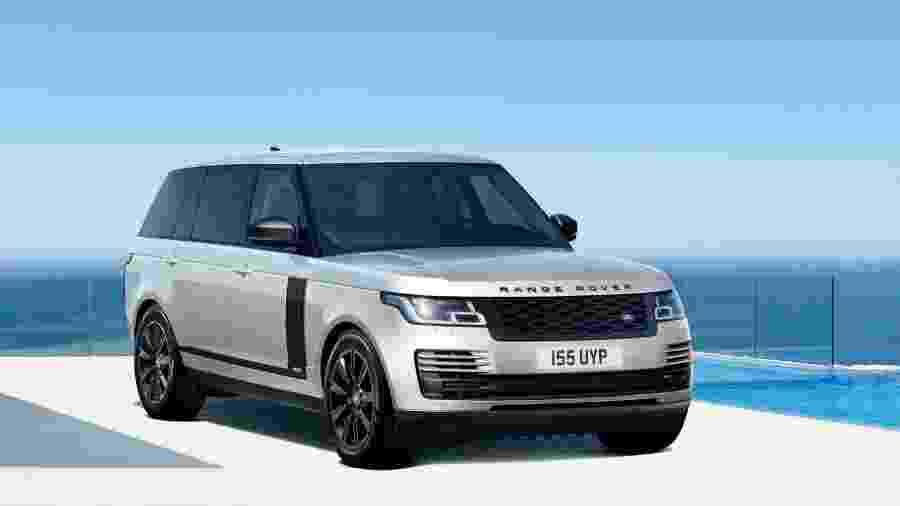 Range Rover 2021 - Divulgação