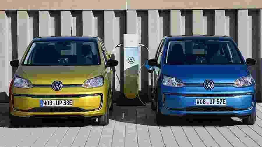 Volkswagen e-Up! - Divulgação
