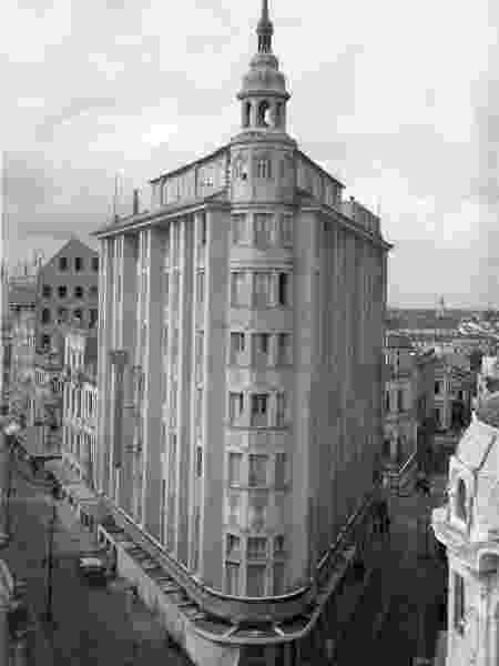 Fera Palace Antiga - Divulgação Fera Palace Hotel - Divulgação Fera Palace Hotel