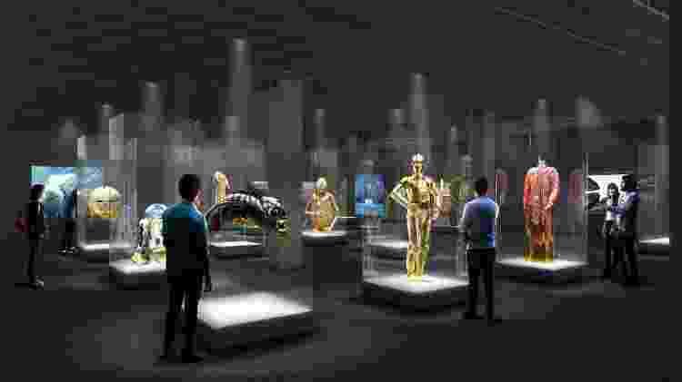 Academy Museum of Motion Pictures (Estados Unidos) - Divulgação - Divulgação