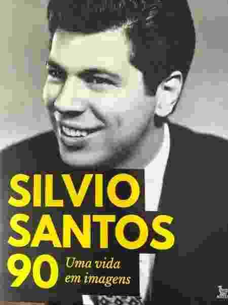 Silvio capa do livro - Reprodução - Reprodução