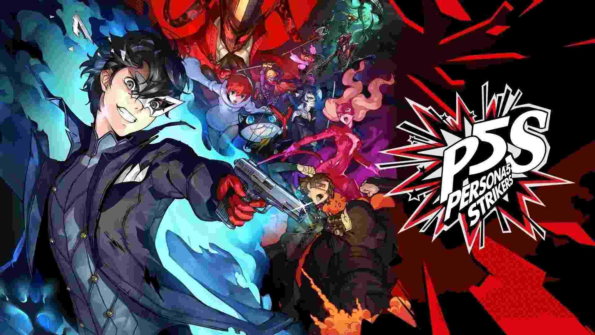 Persona 5: Strikers - Reprodução