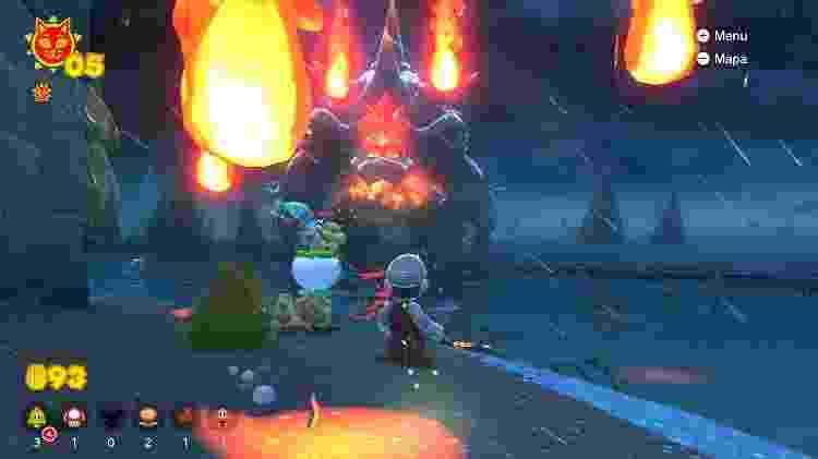 Super Mario 3D World: Bowser's Fury 1 - Daniel Esdras/GameHall - Daniel Esdras/GameHall
