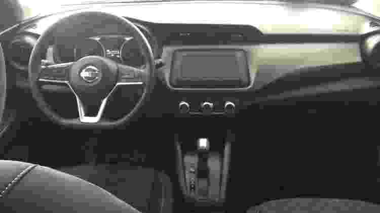 Nissan Kicks PCD 2022 interior geral - Reprodução - Reprodução