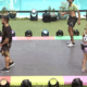 BBB 21: Após mais de 11 horas de prova do líder, Arthur, João Luiz, Juliette, Rodolffo e Viih Tube seguem na disputa. - Reprodução/Globoplay