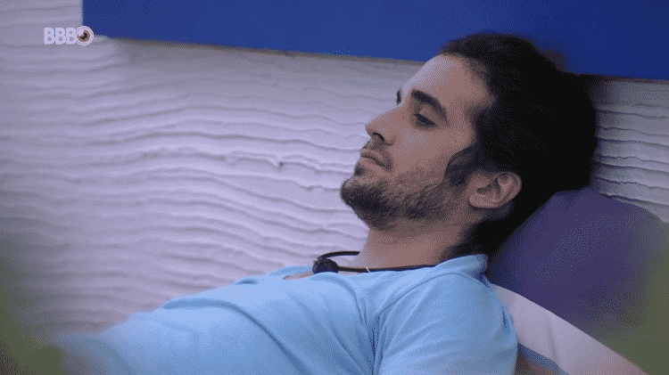 BBB 21: Fiuk lamenta voto de Viih Tube - Reprodução/Globoplay - Reprodução/Globoplay