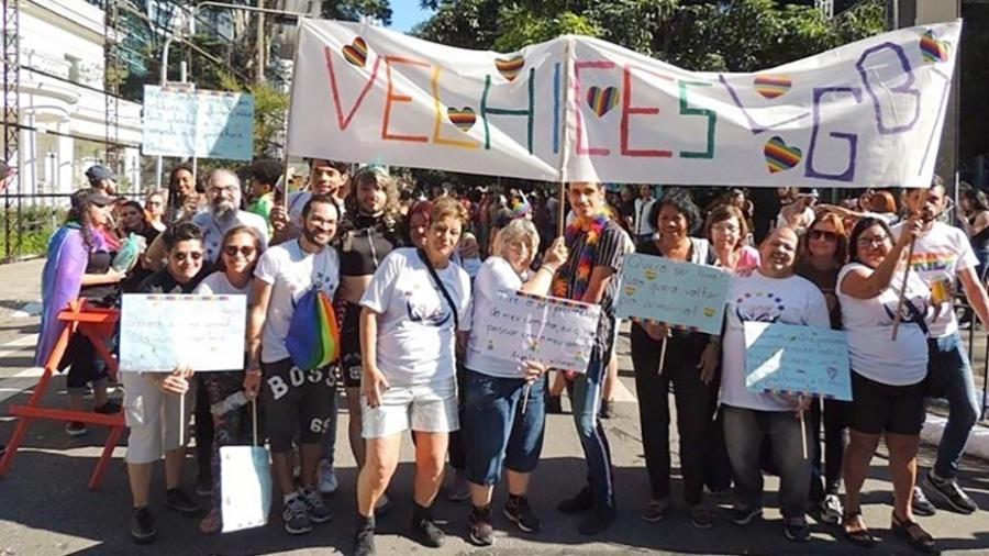 Antes da pandemia, Eternamente Sou promovia encontros, cursos, oficinas e palestras para o público LGBTQIA+ com mais de 50 anos - Arquivo Pessoal
