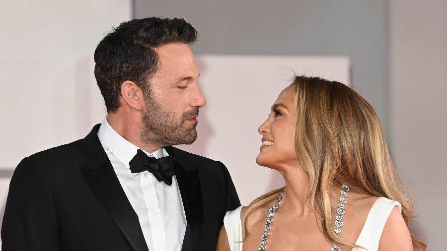 Jennifer Lopez e Ben Affleck - Daniele Venturelli/WireImage/Getty Image