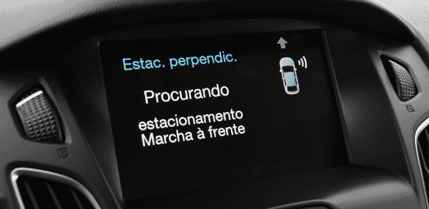 Ford Focus Titanium 2.0 A/T - Murilo Góes/UOL - Murilo Góes/UOL