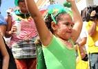 Encontro de Maracatus leva tradição para as ruas de Nazaré da Mata (PE) - Tato Rocha/JC Imagem/Estadão Conteúdo