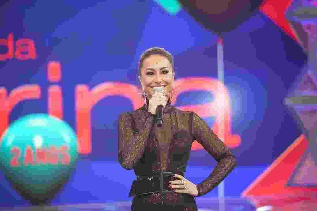 """Sabrina Sato comemora dois anos do """"Programa da Sabrina"""" com uma atração especial gravada nesta semana e que vai ao ar dia 2 de abril. - Edu Moraes/Rede Record"""