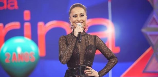 Como contratação, Sabrina Sato é um dos maiores acertos da Record nesta década - Edu Moraes/Rede Record