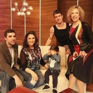 """Maria Rita grava o novo """"TV Mulher"""", no canal Viva, com Marília Gabriela - Reprodução/Instagram/gabi_mariliagabriela"""