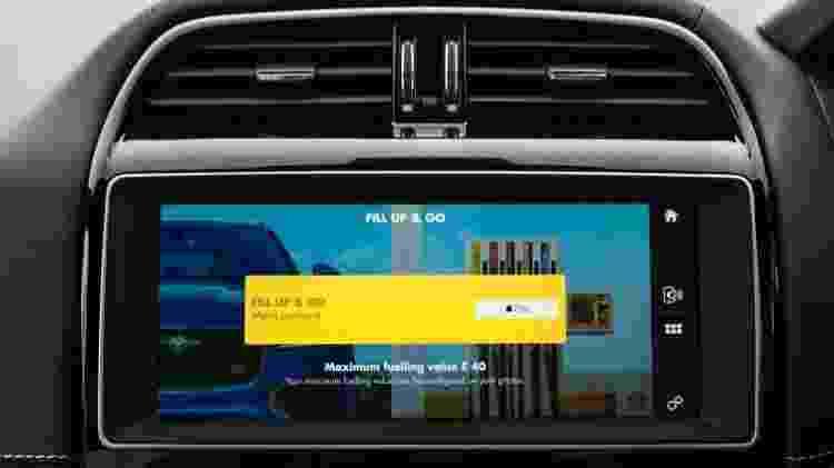 Jaguar Land Rover app combustível - Divulgação - Divulgação