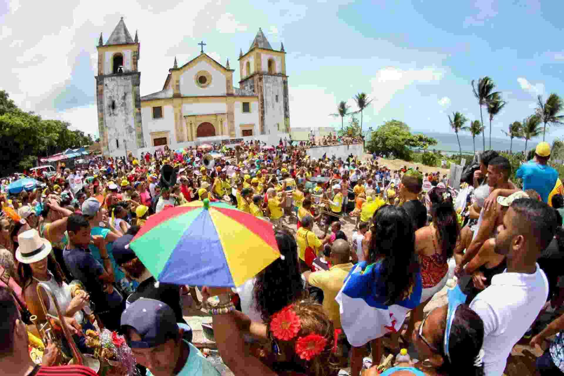 """Bloco """"Bacalhau do Batata"""" segue em Olinda - MARLON COSTA/FUTURA PRESS/ESTADÃO CONTEÚDO"""