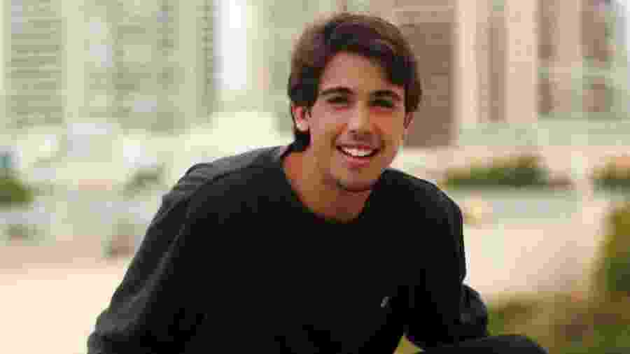 """O ator Rafael Awi vai fazer o cantor Latino na fase jovem do filme """"Nada a Perder"""", sobre a vida de Edir Macedo - Divulgação / Julia Ribeiro"""