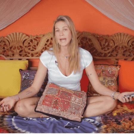 Luana Piovani - Reprodução/YouTube