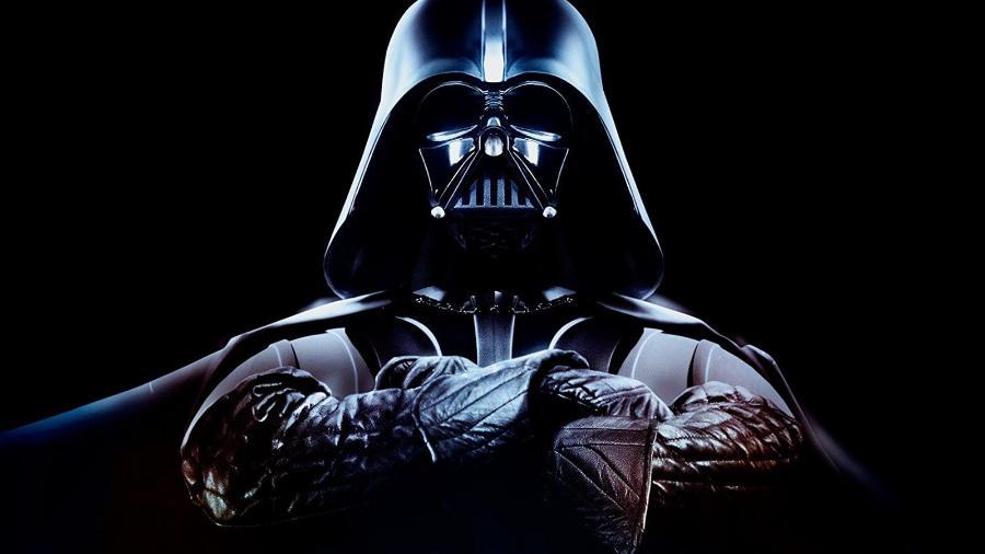 """Darth Vader em """"Star Wars: Uma Nova Esperança"""" - Reprodução"""