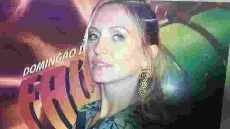 """Adriana Colin diz ter se surpreendido com o barulho em torno de sua saída do """"Domingão do Faustão"""" - Arquivo pessoal - Arquivo pessoal"""