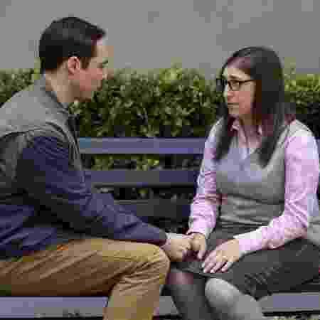Sheldon e Amy em Big Bang Theory - Reprodução/SpoilerTV