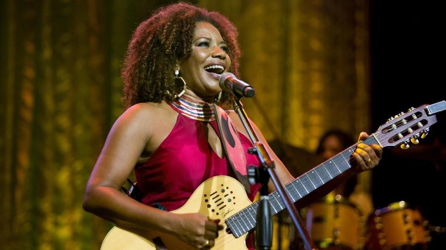 Margareth Menezes é uma das selecionadas do programa Natura Musical - Celina