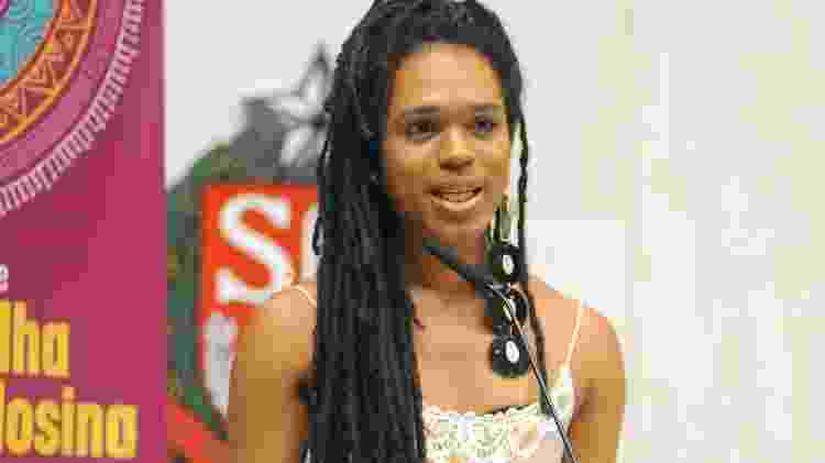 Érica Malunguinho - Reprodução - Reprodução