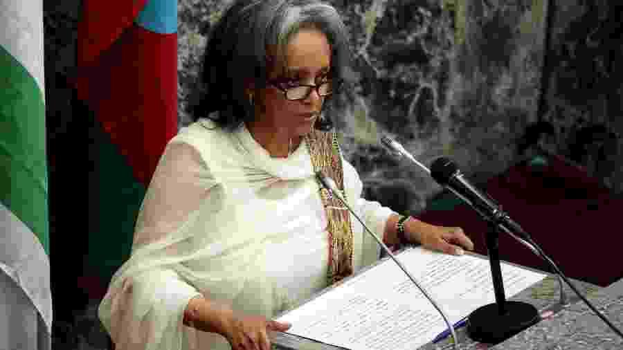 Sahle-Work Zewde - Reuters