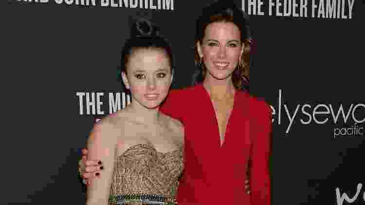 lily e kate  - Getty Images - Getty Images