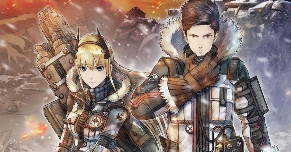 Valkyria Chronicles IV