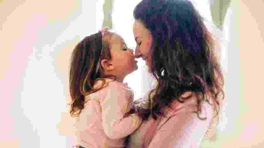 Pesquisa aponta autoestima elevada das mulheres que são mães - Getty Images