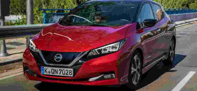 Nissan Leaf finalmente será vendido nas lojas brasileiras. Quando? No final de julho - Divulgação