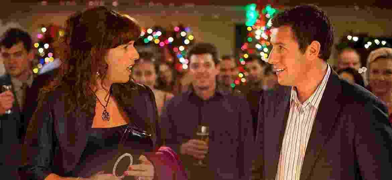 Adam Sandler como Jill e Jack em Cada Um Tem a Gêmea Que Merece - Divulgação
