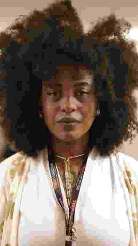 Katiúscia é mulherista e explica que a teoria política reflete a mulher negra com a perspectiva de África - Dani Villar/Arquivo Pessoal
