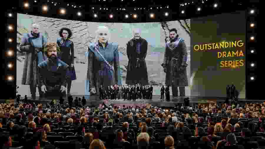 Game of Thrones se despede definitivamente do Emmy neste ano - Paul Drinkwater/NBC/NBCU Photo Bank via Getty Images