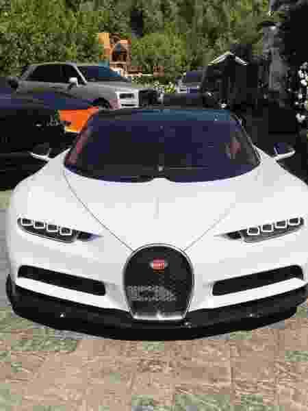 Kylie Jenner possui um Bugatti Chiron - Reprodução/Instagram
