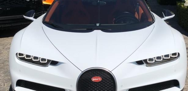 Para poucos   Bugatti quer lançar modelo elétrico por cerca de R$ 4,6 mi
