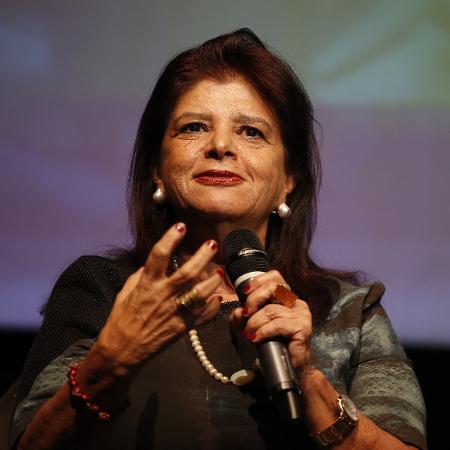 A empresária Luiza Helena Trajano, do Magazine Luiza - Folhapress