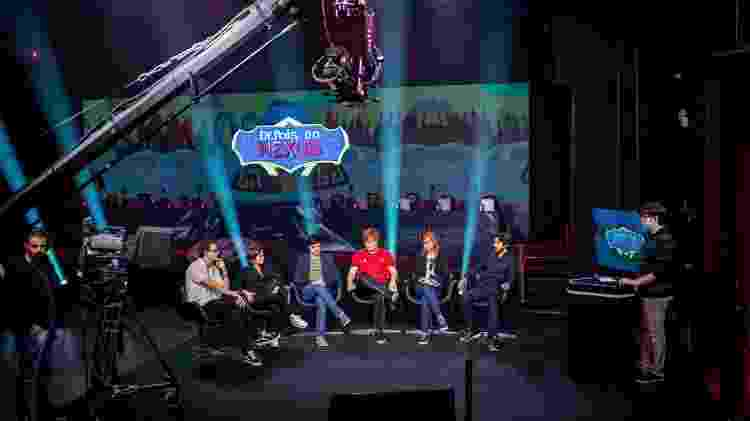 O programa Depois do Nexus, transmitido ao vivo pela Riot, também está suspenso - Divulgação/Riot Games