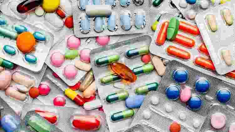 Remédios - iStock - iStock