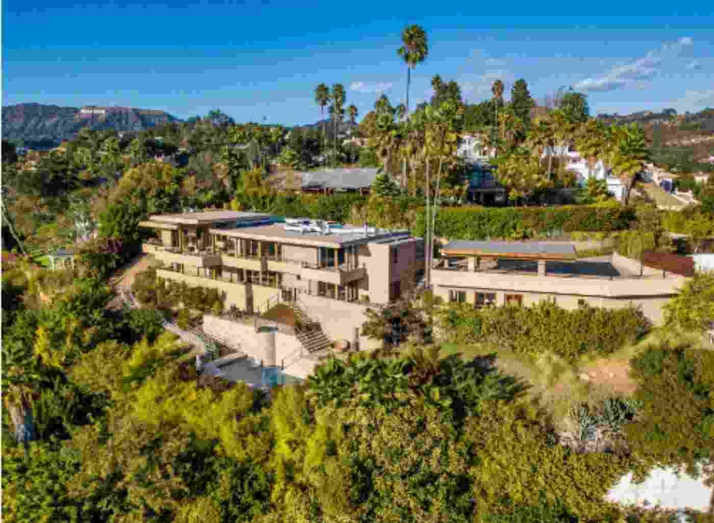 Mansão de Zac Effron em Los Angeles - Reprodução/www.theagencyre.com